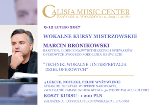 Informacja Marcin Bronikowski